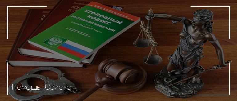 Структура уголовного закона