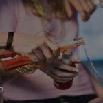 Распитие алкогольных напитков несовершеннолетними